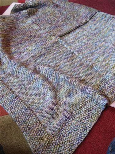 Big Bad Baby Blanket « Stitch\'n\'Bitch Pattern >> my absolute ...