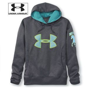 44029cc01 Under Armour® 'Just Ride' Hoodie - Western Wear, Equestrian Inspired ...