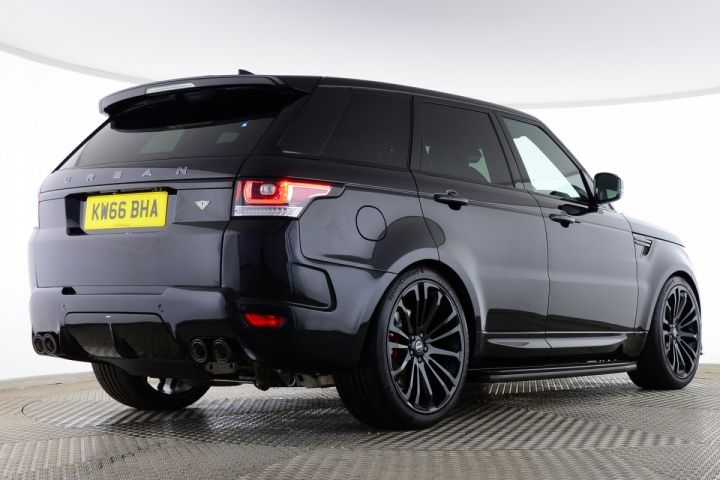 Used Land Rover Range Rover Sport Sdv6 Hse Urban Rrs V1 Black For Sale Essex Kw66bha Saxton 4x4 Range Rover Sport Used Range Rover Range Rover