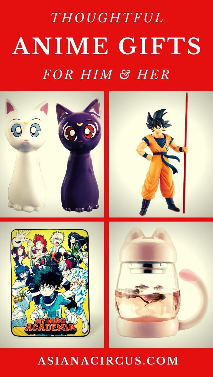 71 Best Gifts For Anime Lovers 2020 Gift Ideas For Otakus