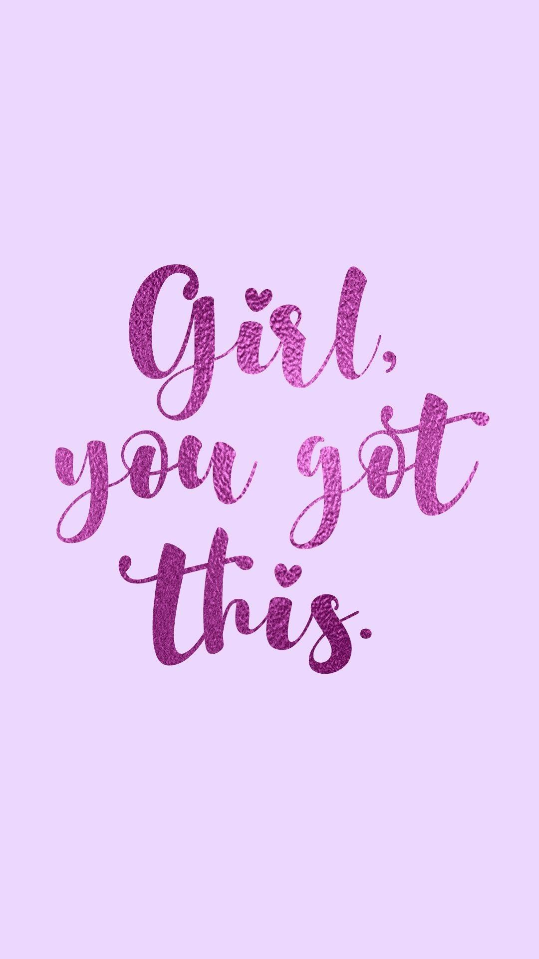New Girly Wallpapers With Quotes Phone Wallpaper Quotes Iphone Background Quote Girl Boss Wallpaper