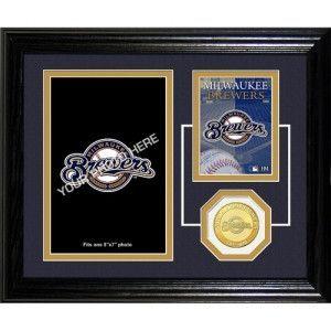 Milwaukee Brewers Fan Memories Photo Mint
