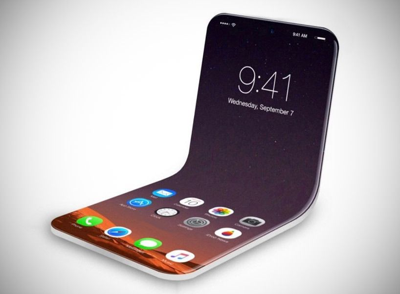 Apple Files Patent for Foldable Device, Could be Released as