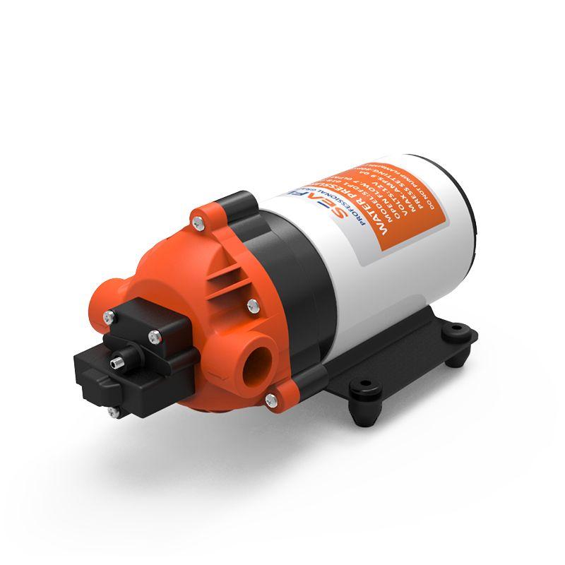 Marine Water Diaphragm Pump SEAFLO 80PSI 1 8 GPM 12v Sprayer