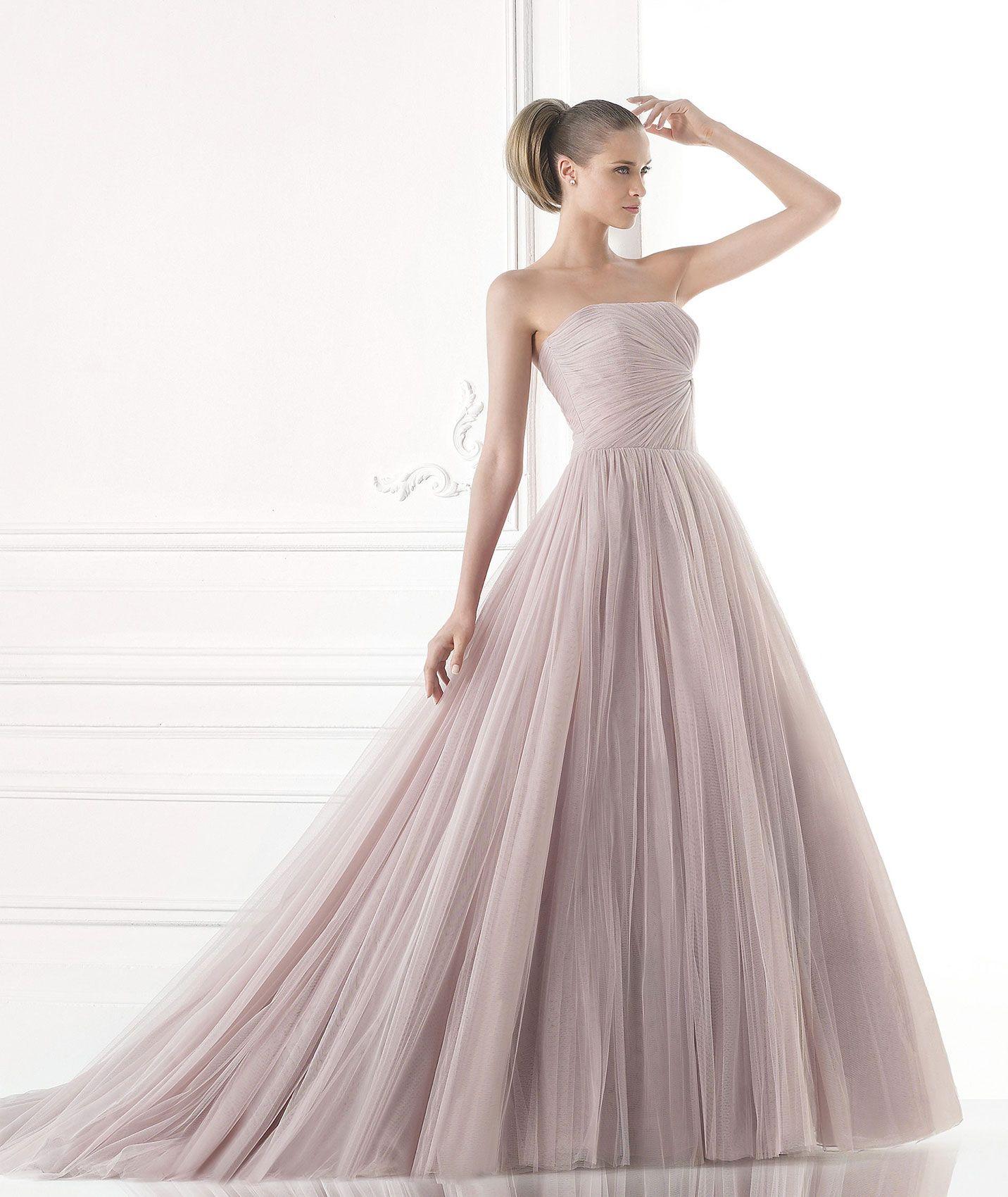 Malaika Wedding Dress 2015 Abiti Da Sposa 2015 Vestito Da Sposa Rosa Abiti Da Sposa