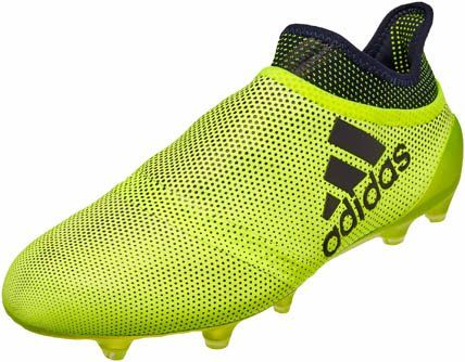half off 88f17 05e64 Volt adidas X 17+ Purespeed. Buy it from SoccerPro.