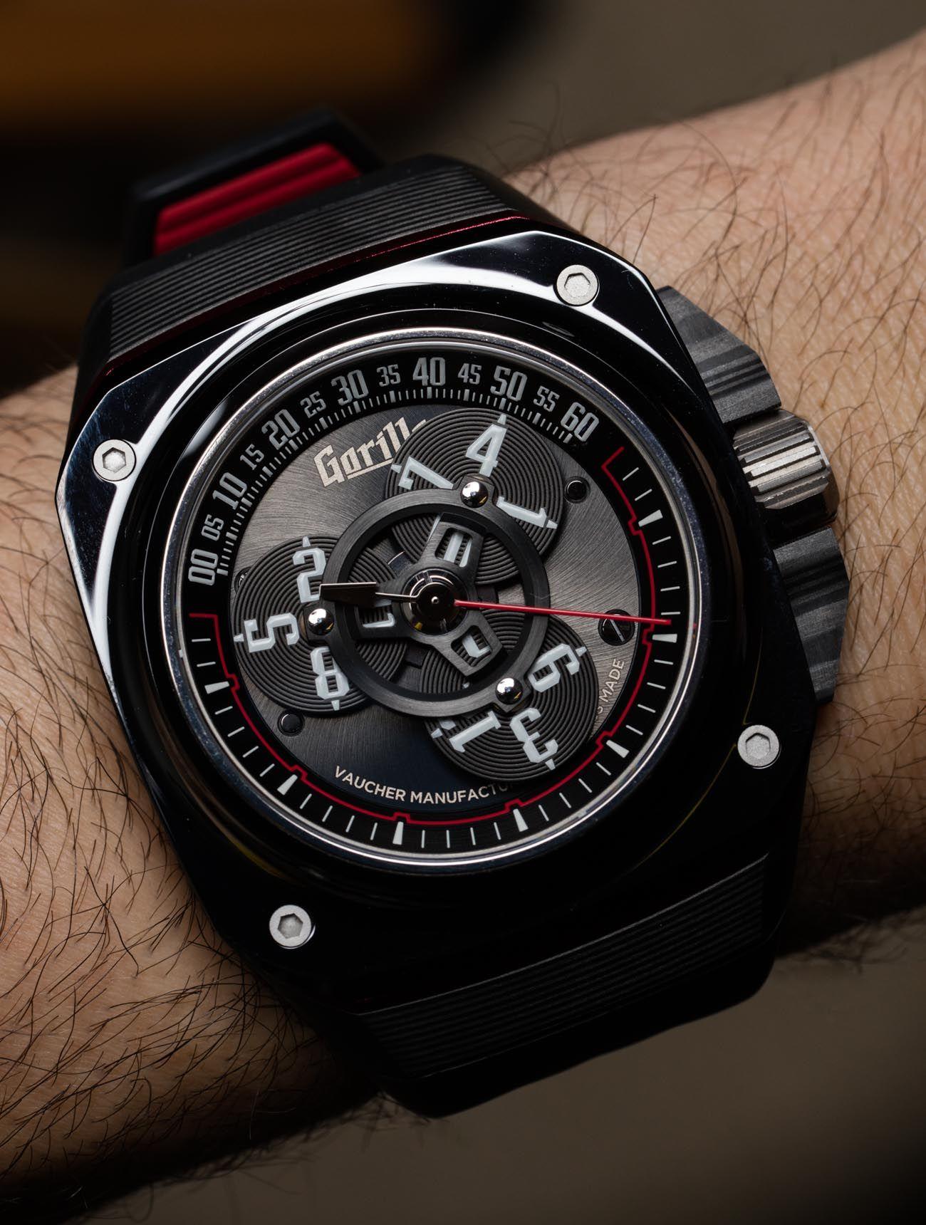 zapatos de separación 6166f 9d647 Gorilla Fastback GT Drift Watch | Watches in 2019 | Luxury ...