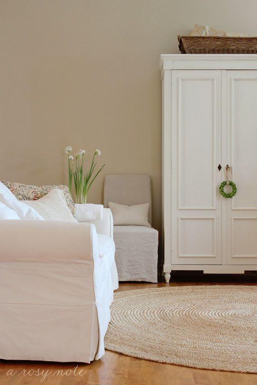 painted armoir