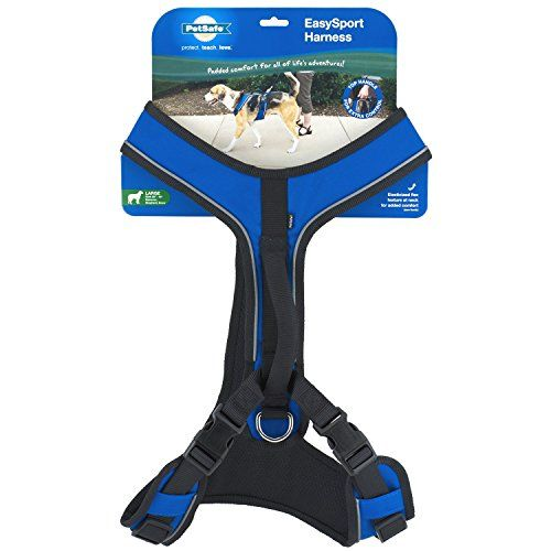 PetSafe Easy Sport Harness Large Royal Blue ** You can get