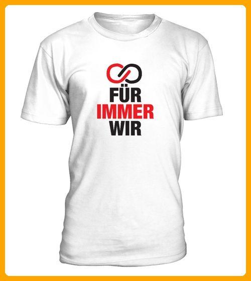 FR IMMER WIR   Valentinstag Shirts (*Partner Link)