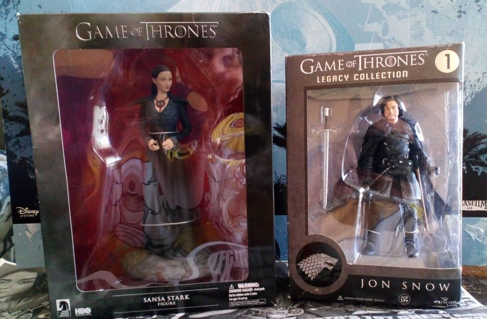 Game Of Thrones Sansa Stark Figure Dark Horse Deluxe Jon Snow Action Figure Darkhorse Game Of Thrones Sansa Sansa Stark Sansa