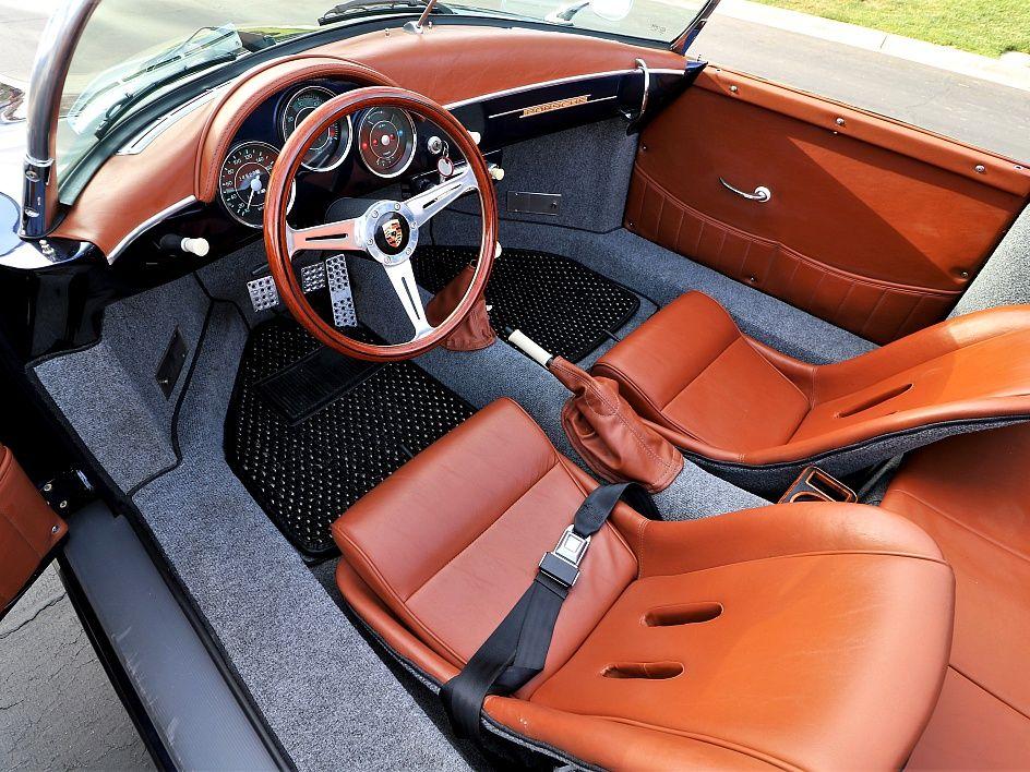 1958 Porsche Speedster Vintage My Desert Car Used Cars Palm