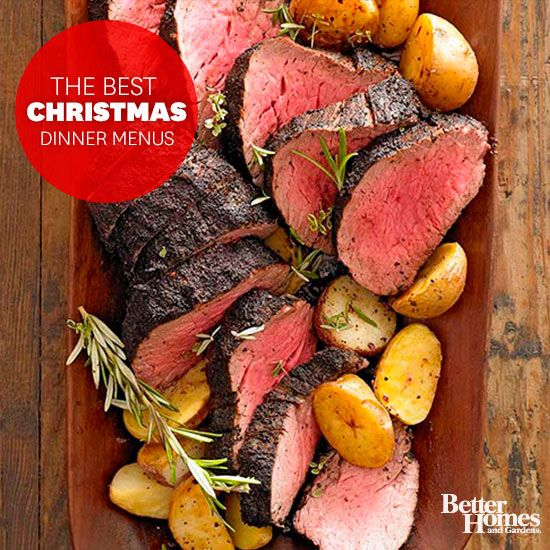 15 christmas dinner menu ideas that take all the guesswork out of hosting - Best Christmas Dinners