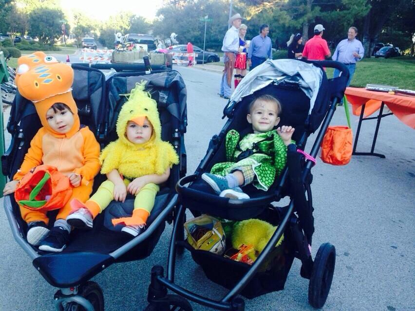 The Padackles Family Halloween 2014 | Winchesters