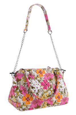 07a052ea71 Handbag · Vera Bradley Chain Handbag in Tea Garden. First Vera Bradley item  I ever bought.