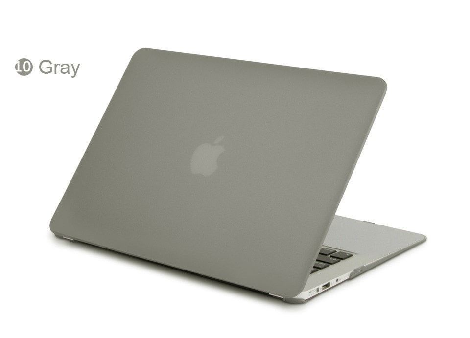 Transparent Candy Colored Macbook Air Retina Protector Case 11 ...