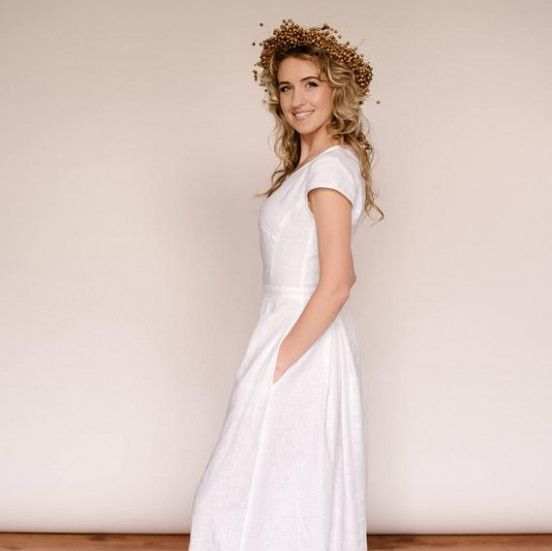 Seven Things You Should Know About Linen Wedding Dress  Ift flax wedding dress Seven Things You Should Know About Linen Wedding Dress  Ift flax wedding dress