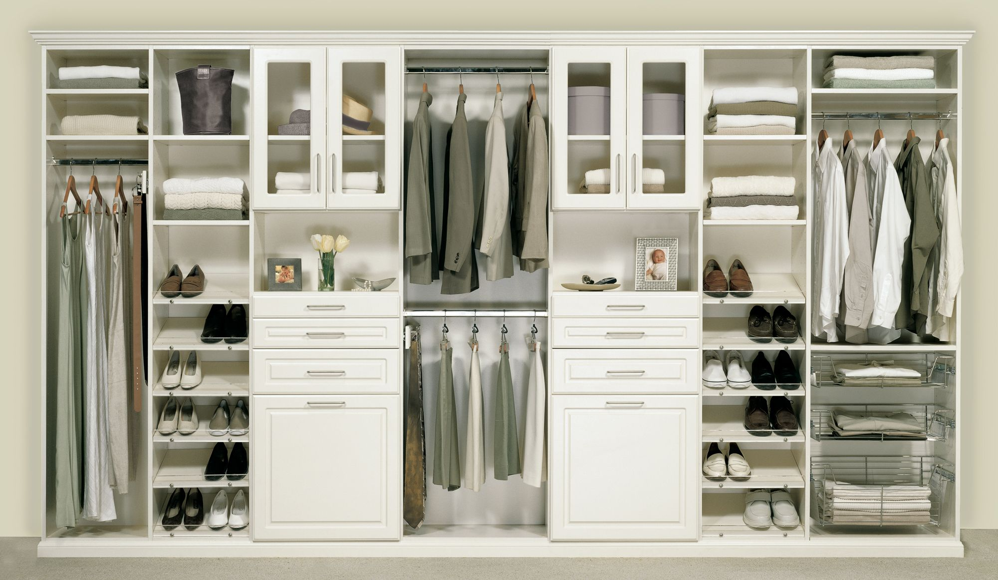 Diy Wood Closet - Home Design Ideas and Pictures