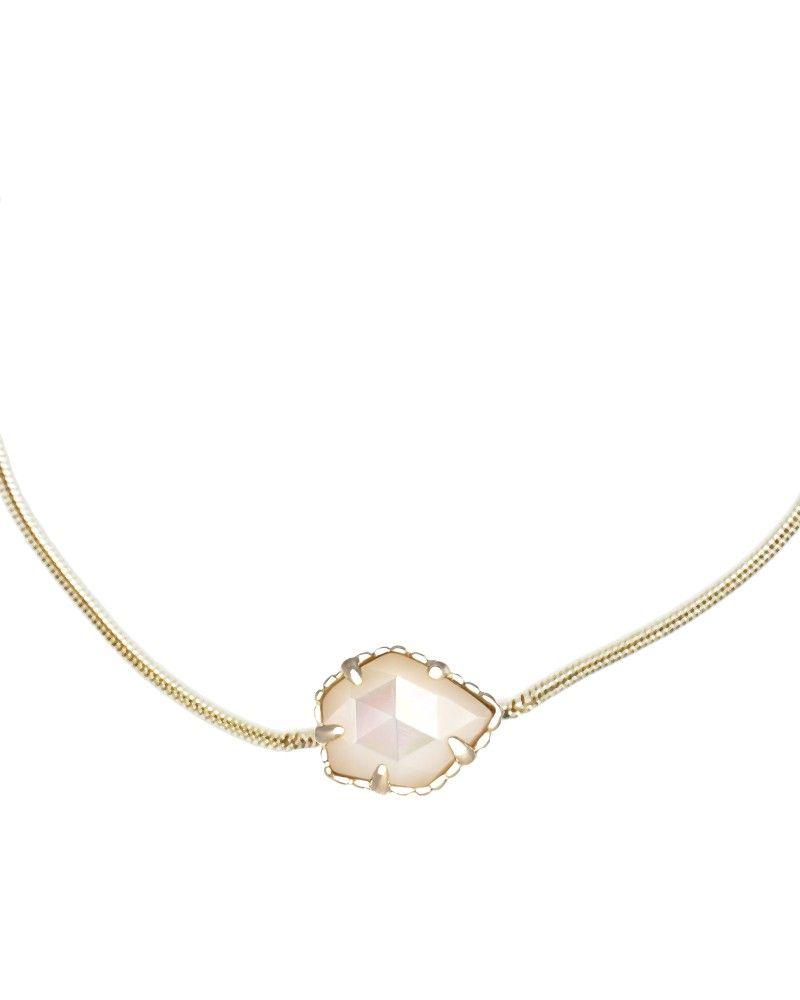 Mara Pendant Necklace in Ivory Pearl - Kendra Scott Jewelry