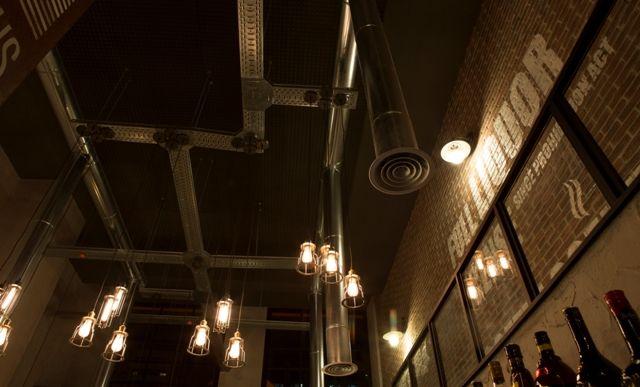 MARSHALL&CO Coffee&Drinks  #interiorismo #diseñodeinteriores #branding  #iluminacion