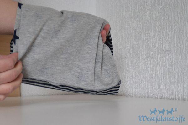 Photo of Halssocke oder Mini-Schlaufe für alle Größen – Westfalenstoffe-Blog