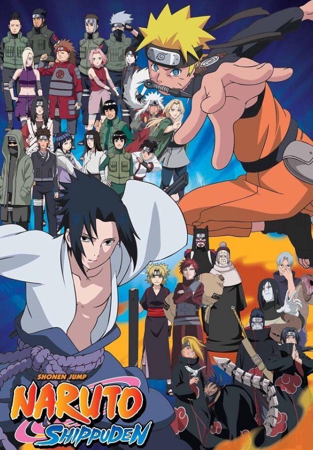 Naruto Naruto shippuden anime, Naruto episodes, Naruto