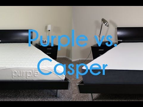 Purple Vs Casper Mattress Review Casper Mattress Casper Mattress Reviews Purple Mattress Reviews