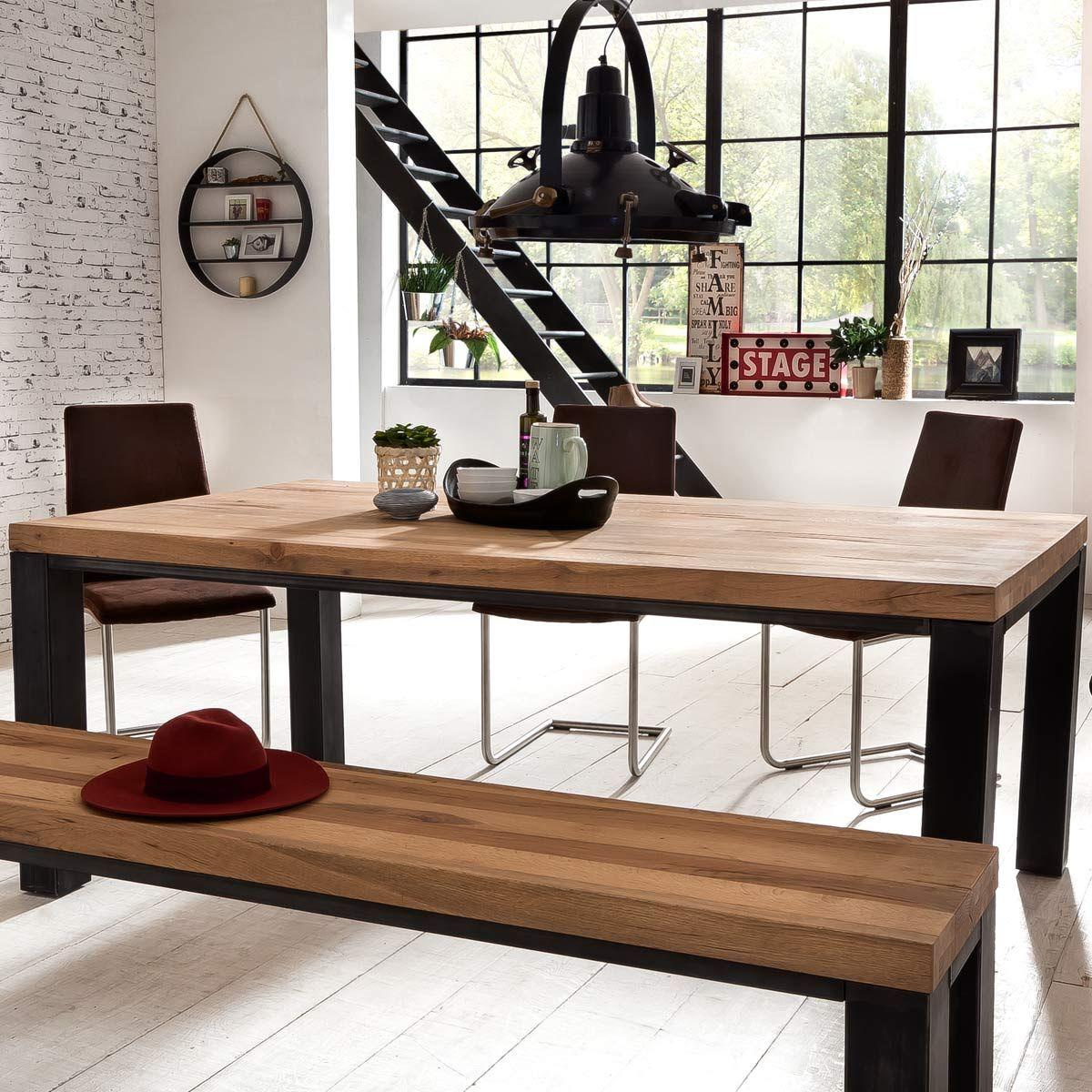 esstisch massivholz 240 x 100