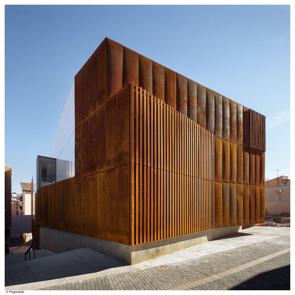 Galeria Arquitectonica: Galería De Juzgados De Balaguer / Arquitecturia