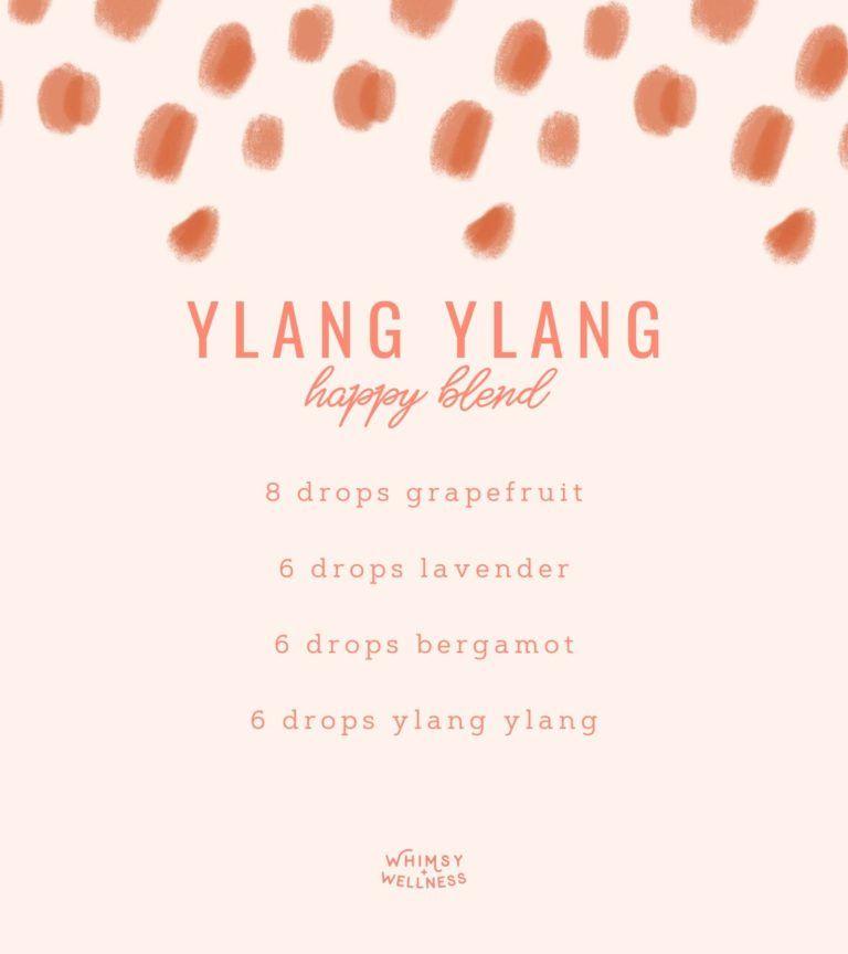 34++ Ylang ylang blends for diffuser trends