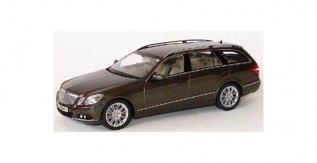Mercedes-Benz E-Klasse T-Model S212 Iridium Grey Schuco B66962446