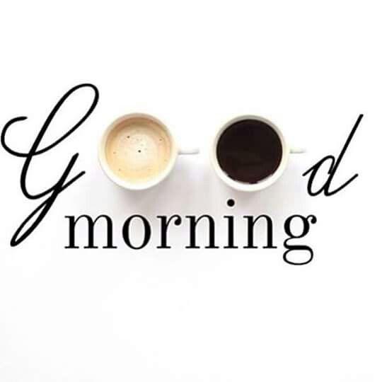 hyvät huomenet!