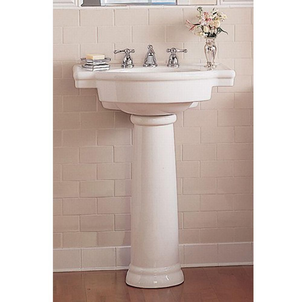 w foremost fl in combos home combo sinks p pedestal bathroom white depot basin sink brielle