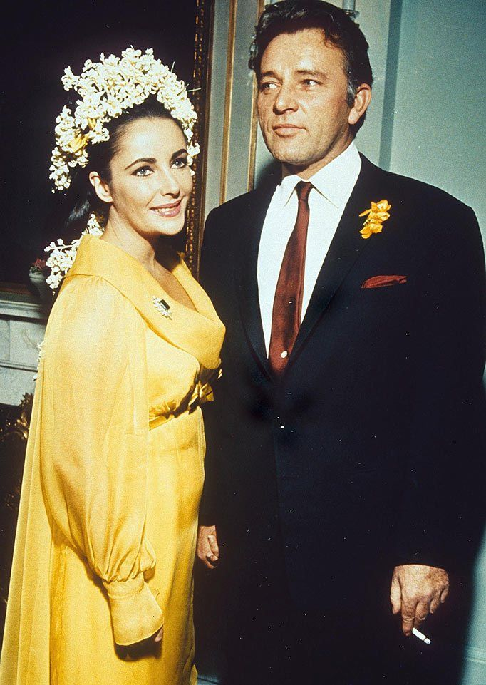 Elizabeth Taylor The Fashion Icon Celebrity Wedding Dresses Alternative Wedding Dresses Elizabeth Taylor