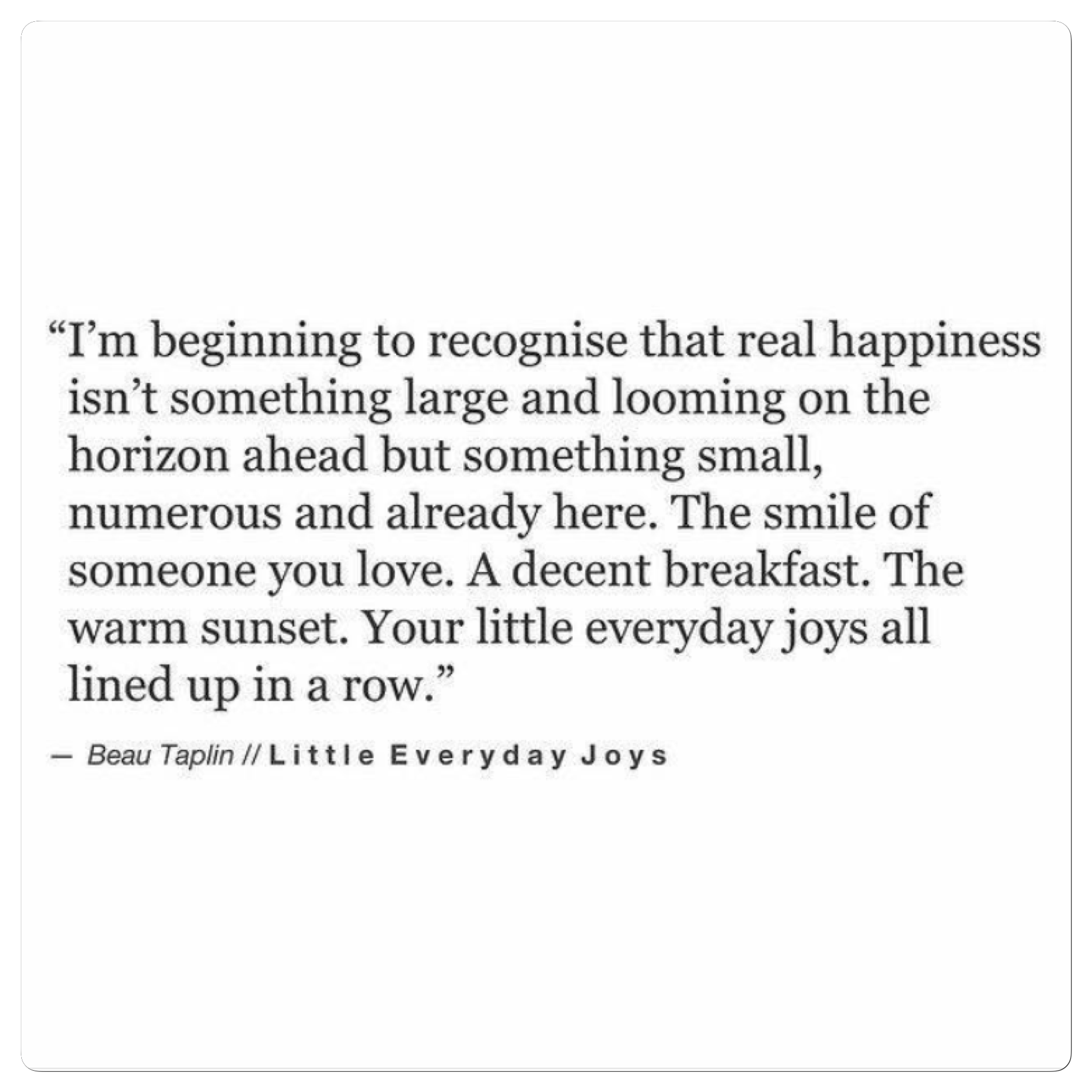 Small Life Quote Pintimelessnchic On Word Pinterest  Truths Beautiful