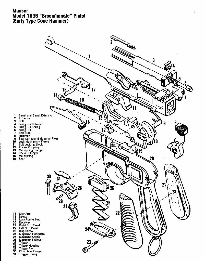 technical drawings are rad Sig P220 Desert Black
