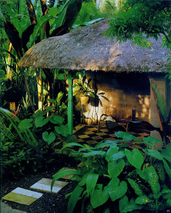 Garden Design Ideas Tropical: Pictures Of Gardens By Made Wijaya
