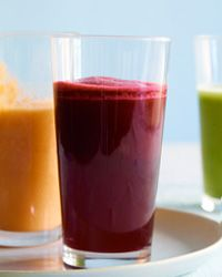 Boxer's Beet Juice with Horseradish // More Satisfying Breakfast Drinks: http://fandw.me/mJI #foodandwine