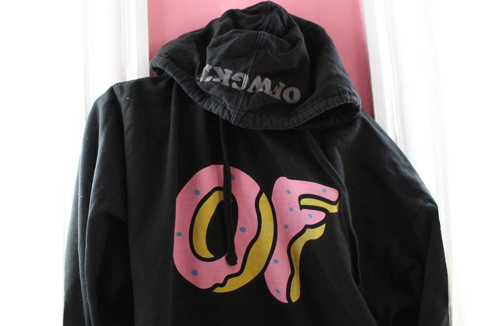 c34f45f4ab49d0 odd future donut hoodie  fashion  clothing  shoes  accessories   unisexclothingshoesaccs  unisexaccessories (ebay link)
