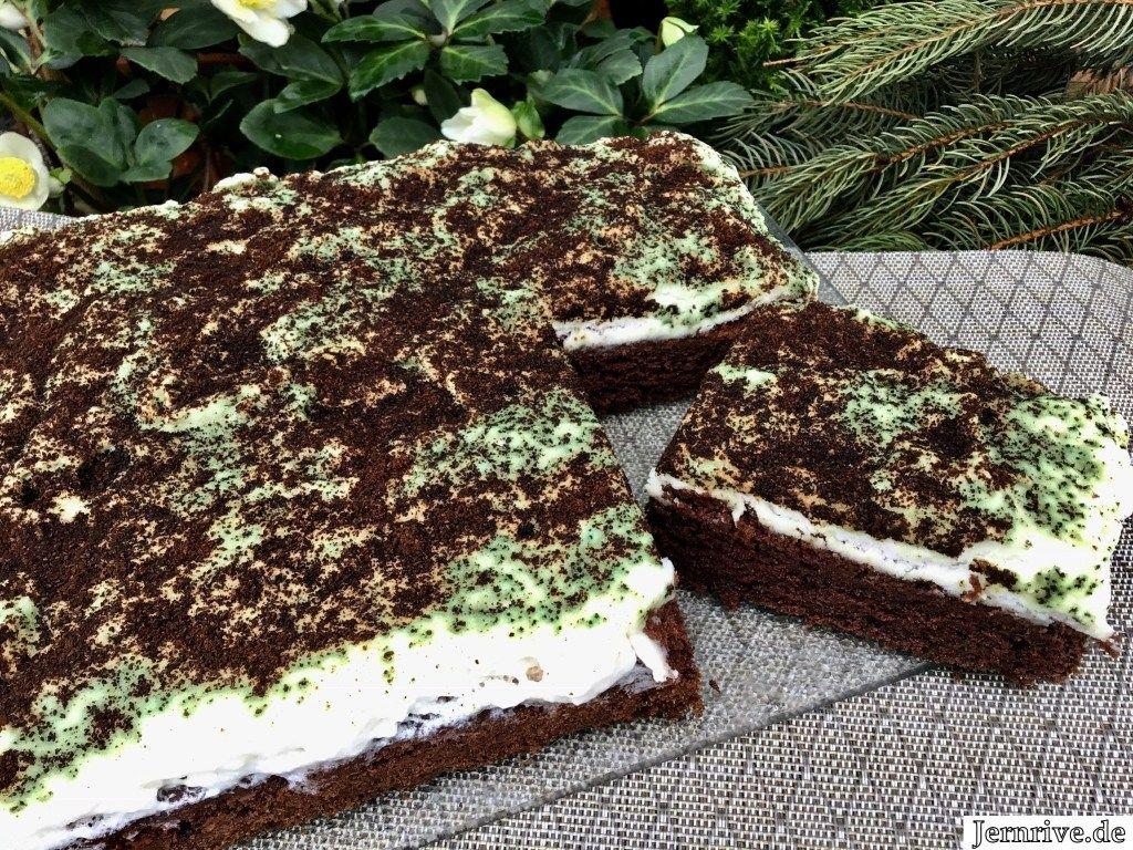 Mooskuchen, ein Rezept aus DDR-Zeiten - Aus meinem Kuchen und Tortenblog