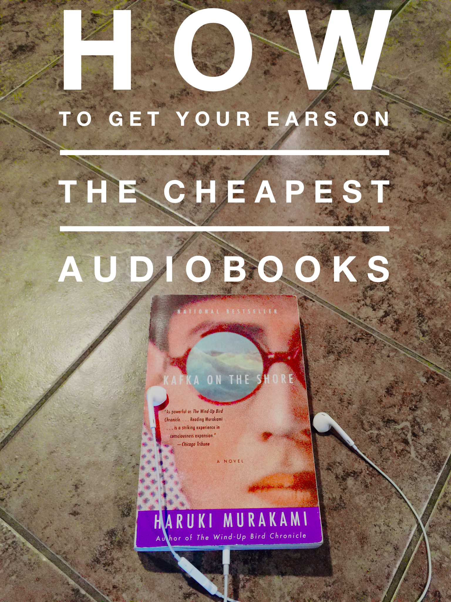 after dark haruki murakami audiobook