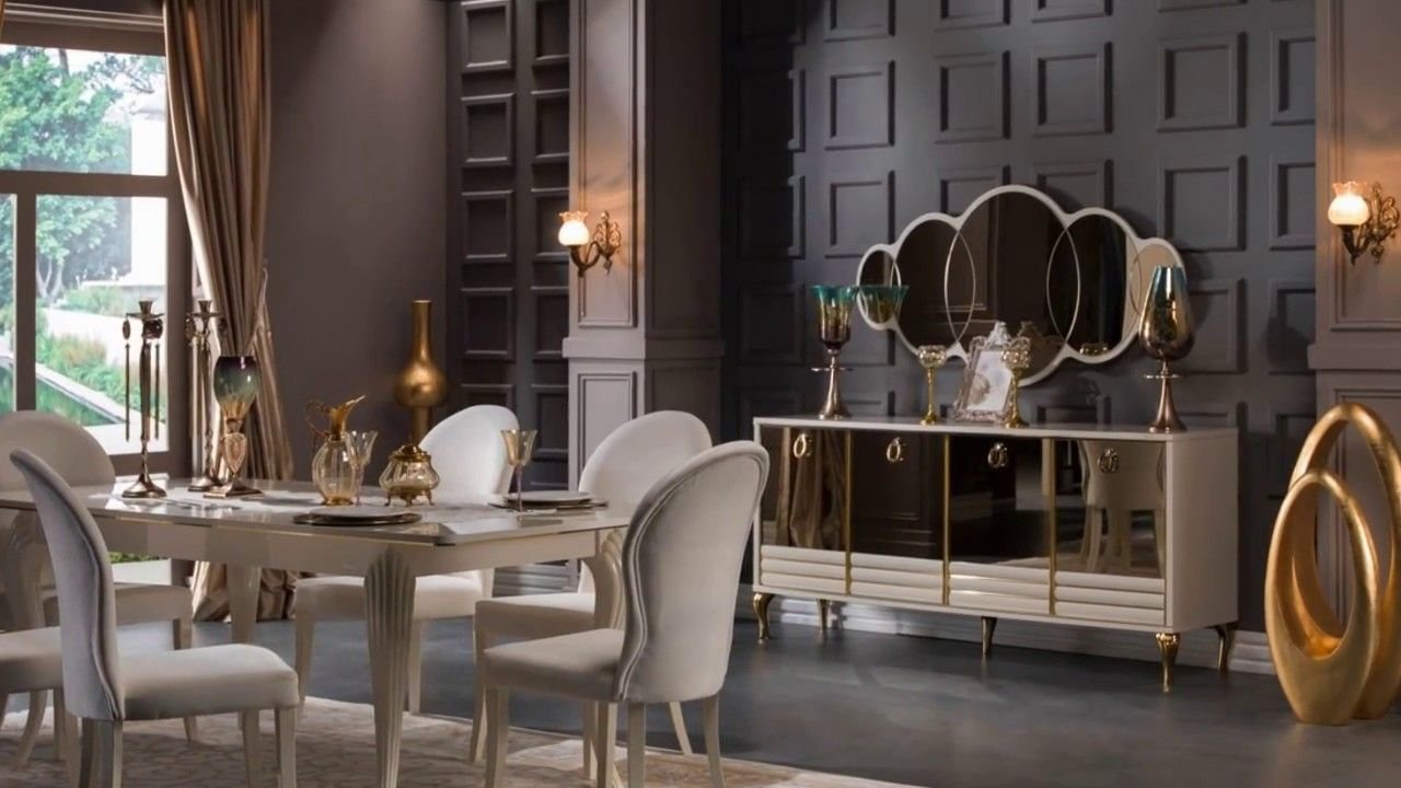 The Most Beautiful 2017 Designed Dining Rooms Dining Room Table