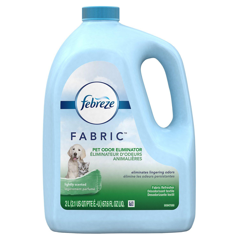 Febreze Fabric Refresher Dog Cleanup Pet Odor Eliminator 67 6 Fl