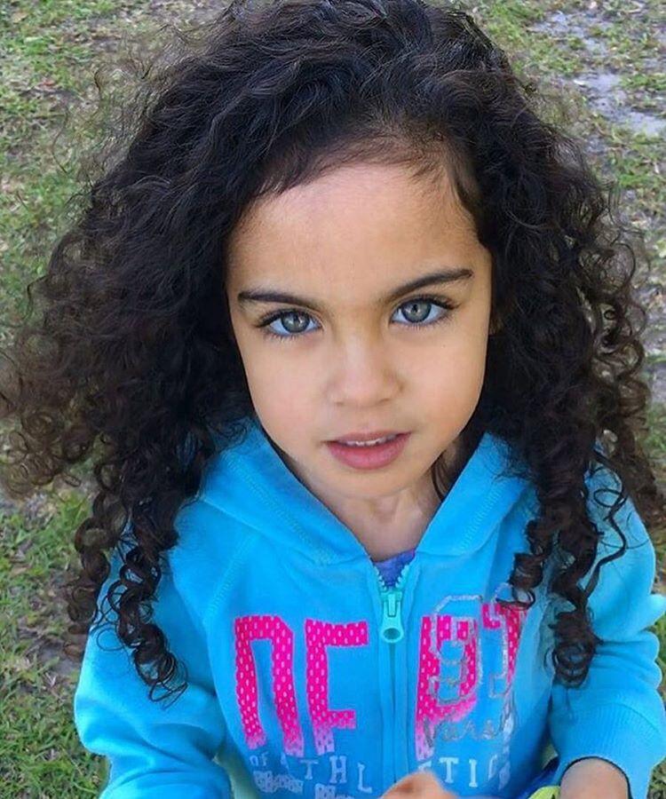 @c.ourtneywest | KIDS | Cute mixed kids, Cute mixed babies ...
