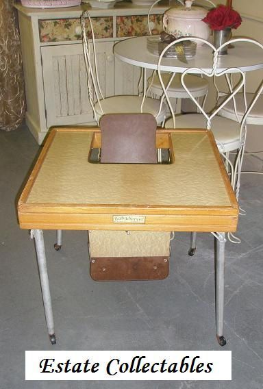 vintage mid century baby feeding high chair walker on wheels by baby