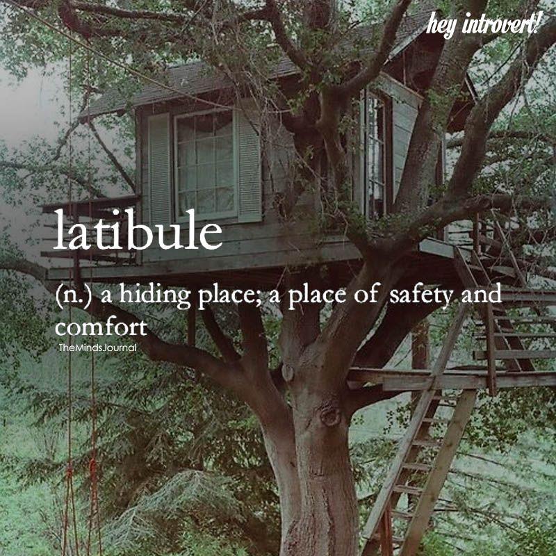 Latibule Unusual Words Rare Words Weird Words