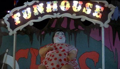 The Haunted Closet: The Funhouse (1981)