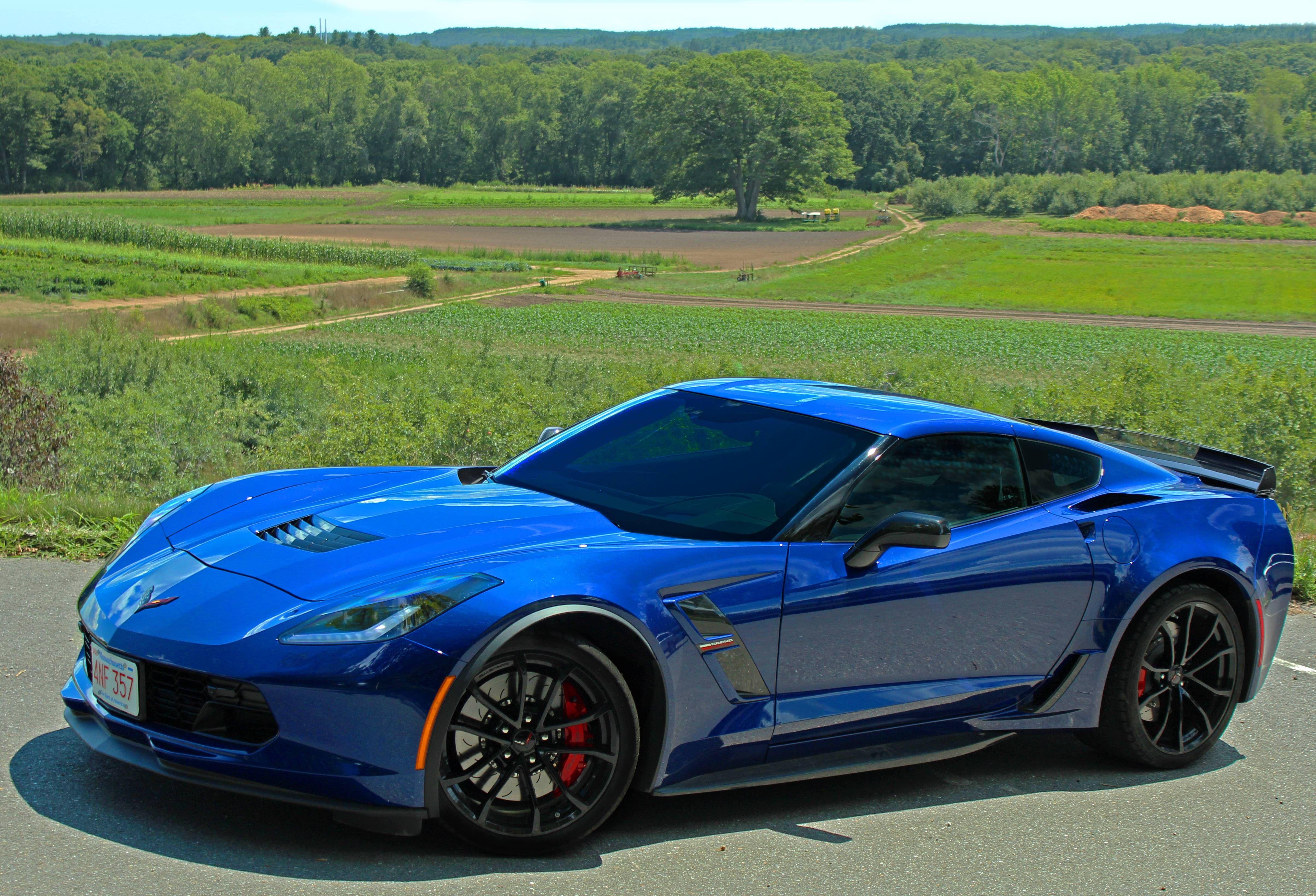 corvette 2017 colors - HD4815×3280