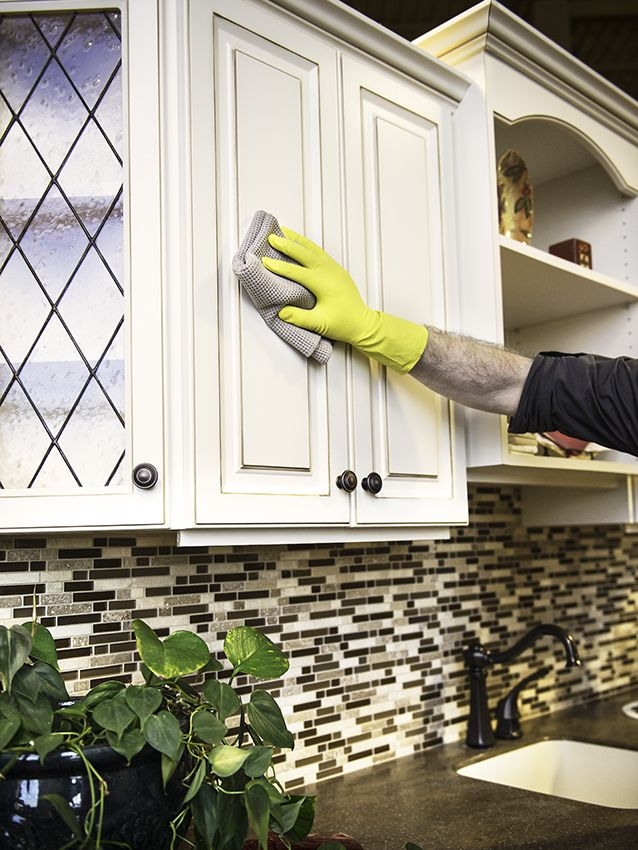 How To Clean Your Refaced Kitchen Cabinets Clean Kitchen