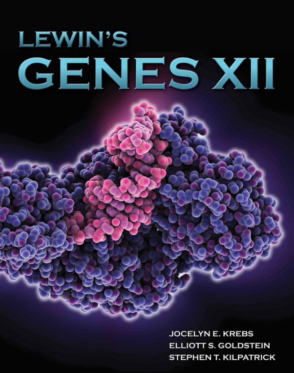 Medical Books: Lewin's Genes XII - 2018 in 2020 (With